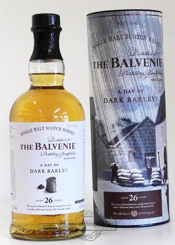 Balvenie 26 Years A Day of Dark Barley