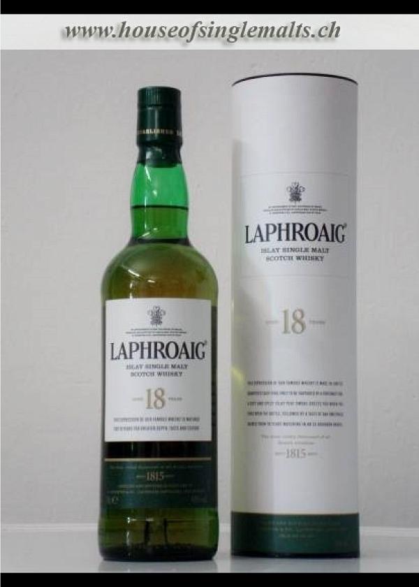Laphroaig 18 Years