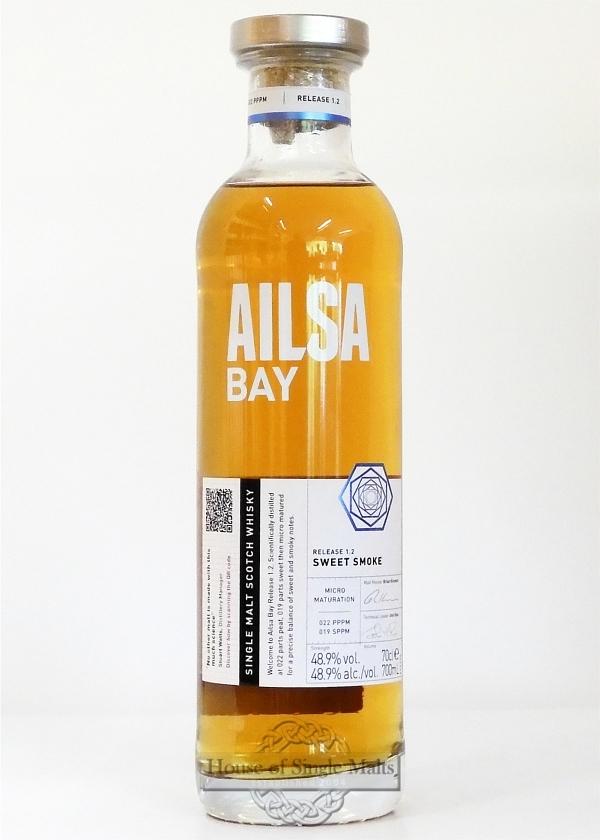 Ailsa Bay 1.2 - Sweet Smoke