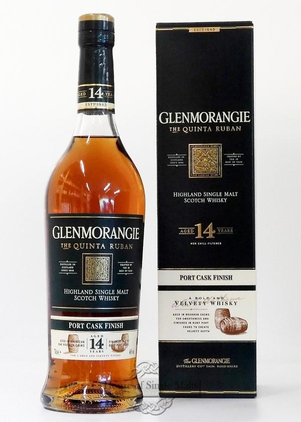 Glenmorangie 14 Years Quinta Ruban