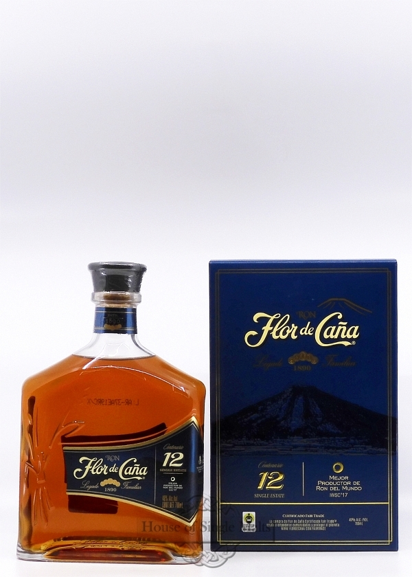 Flor de Caña 12 Years - Legacy Edition 1