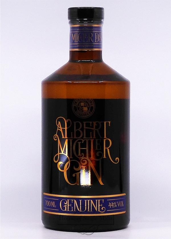 Albert Michler Genuine Gin - Blue