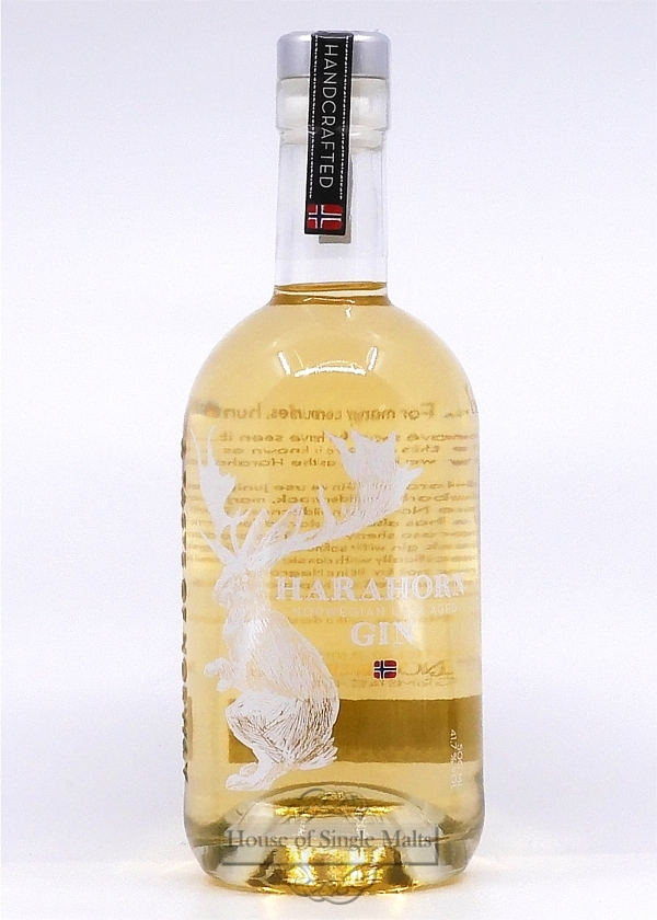 Harahorn Cask Aged Gin