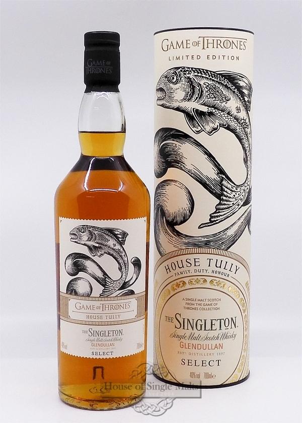 Singleton of Glendullan Select