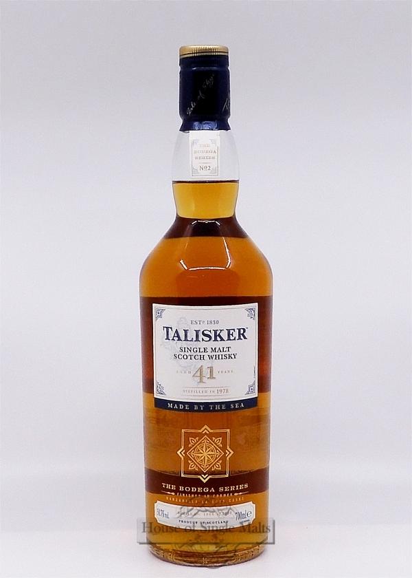 Talisker 41 Years (1978)