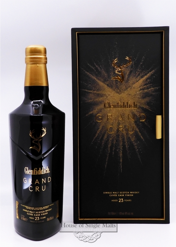 Glenfiddich Grand Cru 23 Years