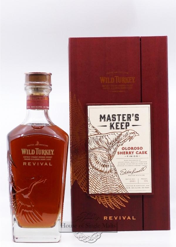 Wild Turkey Revival - Master's Keep