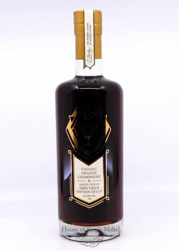 Cognac Grand Champagne - Daniel Bouju - Très Vieux - Edition Dully