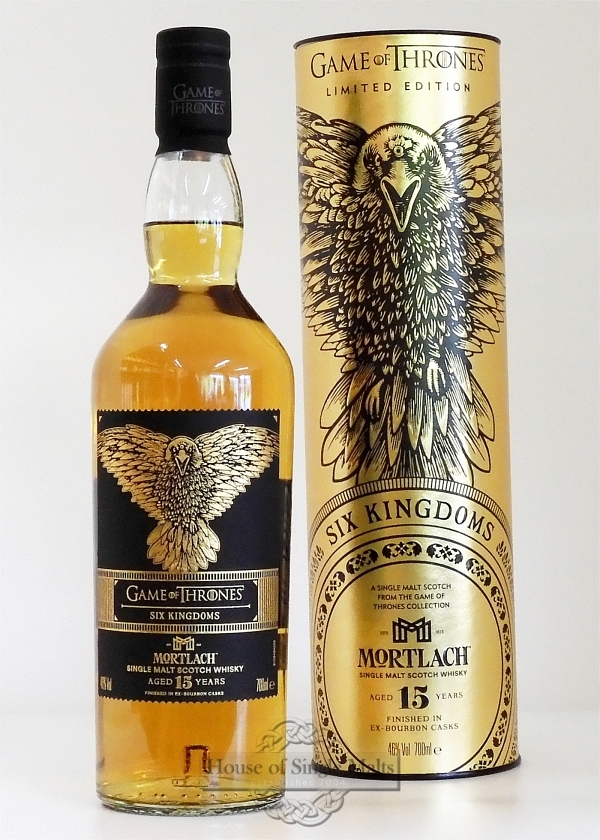Mortlach 15 Years - Limited Edition