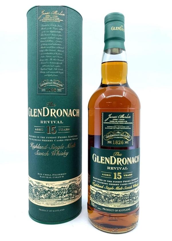GlenDronach 16 Years Boynsmill