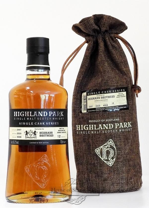 Highland Park 2006 (12 Years) - Bernasconi - Single Cask