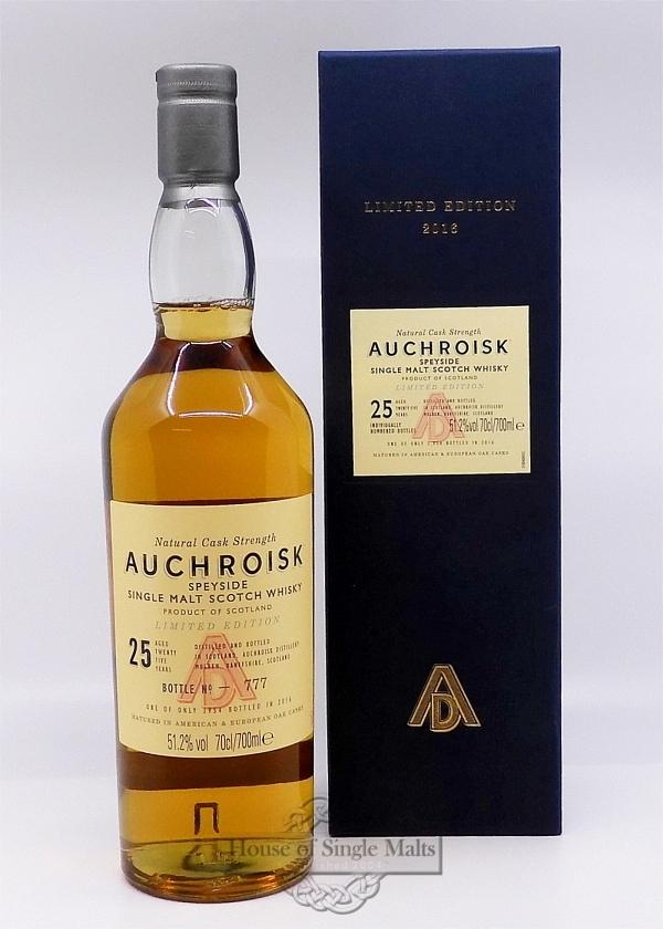 Auchroisk 25 Years