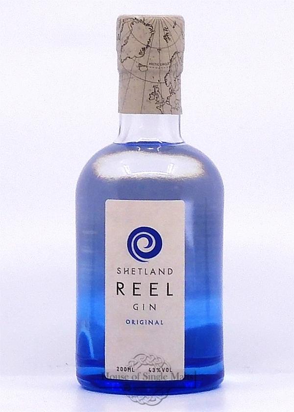 Shetland Reel Gin - Original 20cl