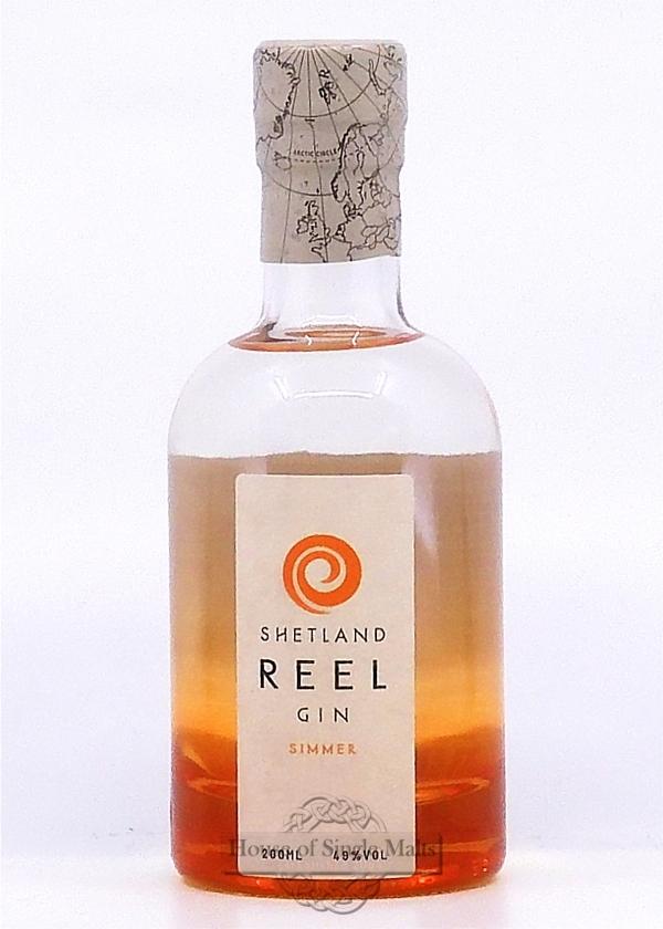 Shetland Reel Gin - Simmer 20cl