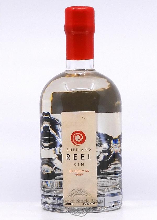 Shetland Reel Gin - Up Helly AA 2020