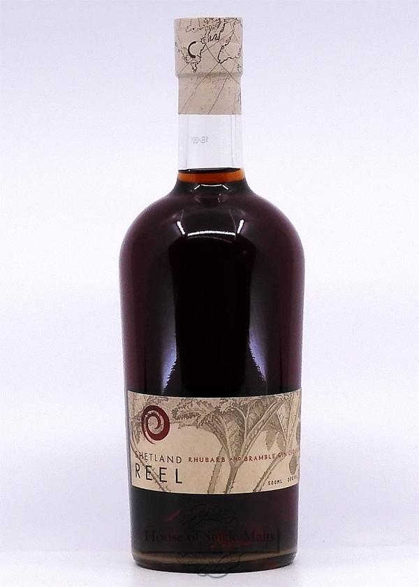 Shetland Reel - Gin Liqueur (Rhabarber/Brombeer)