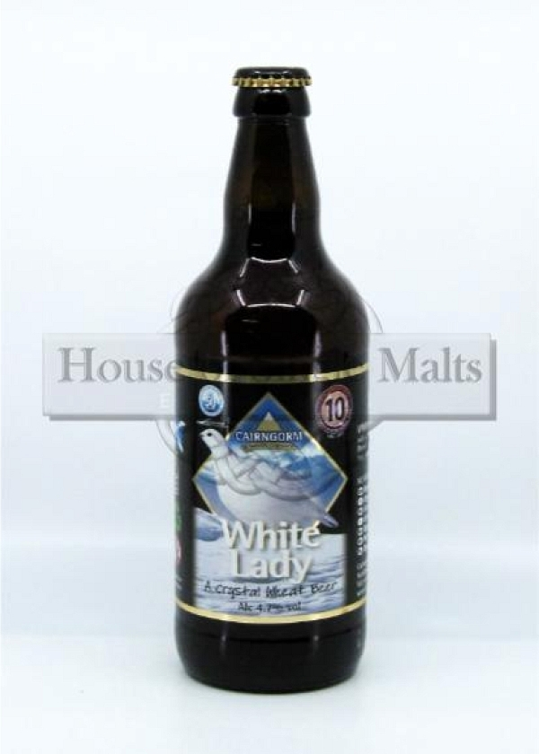 Cairngorm Brewery - White Lady (50 cl)