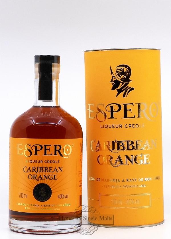Espero Caribbean Orange - Liqueur Creole