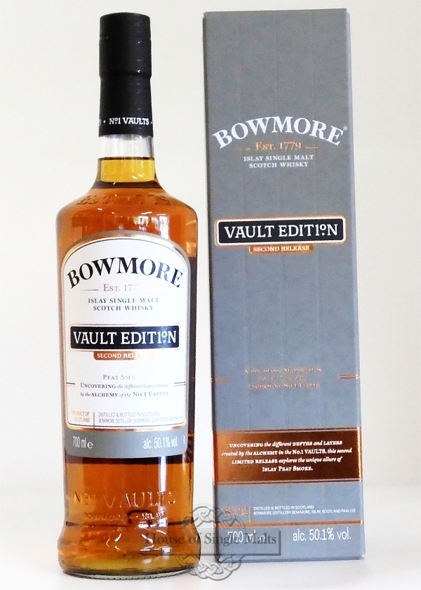 Bowmore Vault Edition 1 - Second Release