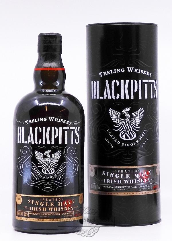 Blackpitts Teeling - Degu Muster
