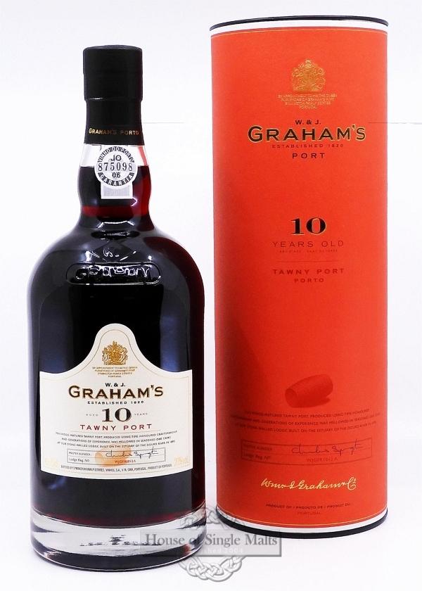 Graham's 10 Years Tawny