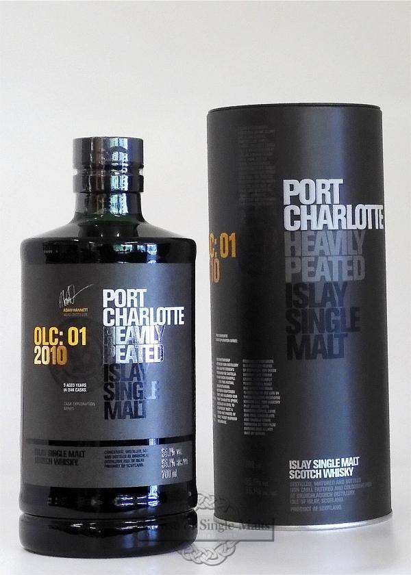 Port Charlotte OLC:01 (Degu-Muster)