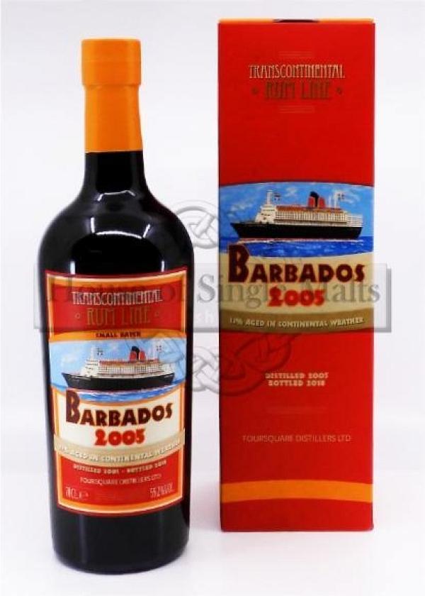 Barbados 2005 - TCRL (Degu-Muster)
