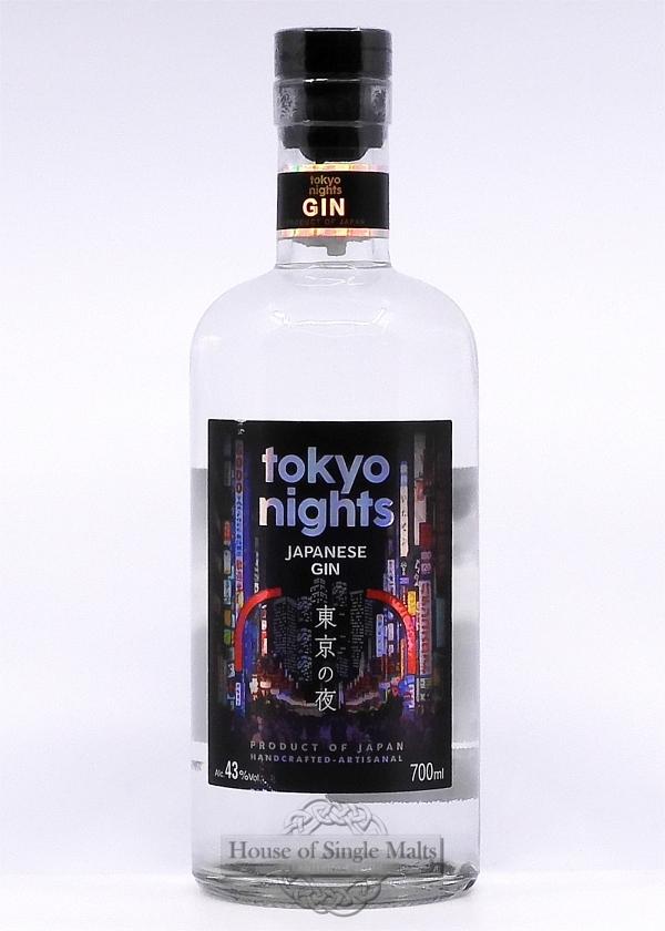 Tokyo Nights - Japanese Gin
