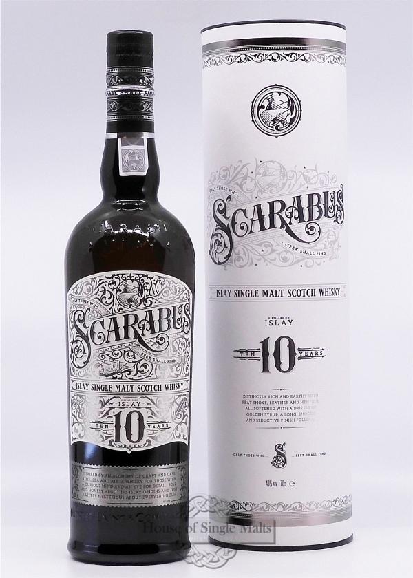 Scarabus 10 Years