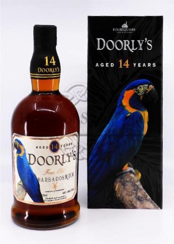 Doorly's 14 Years (Foursquare) - Degu-Muster