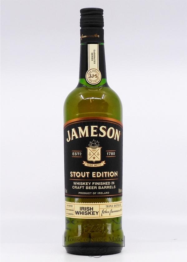 Jameson Caskmates - Stout Edition