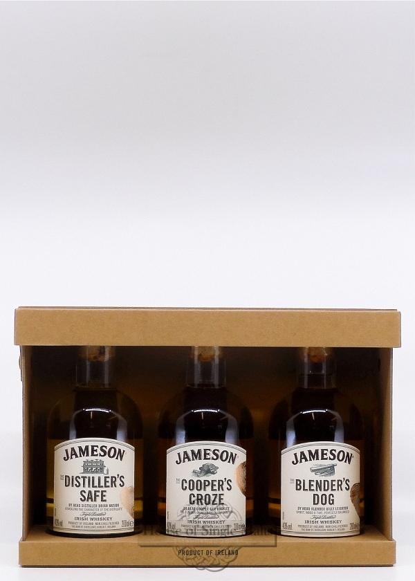 Jameson Geschenkpackung (3x 20cl)
