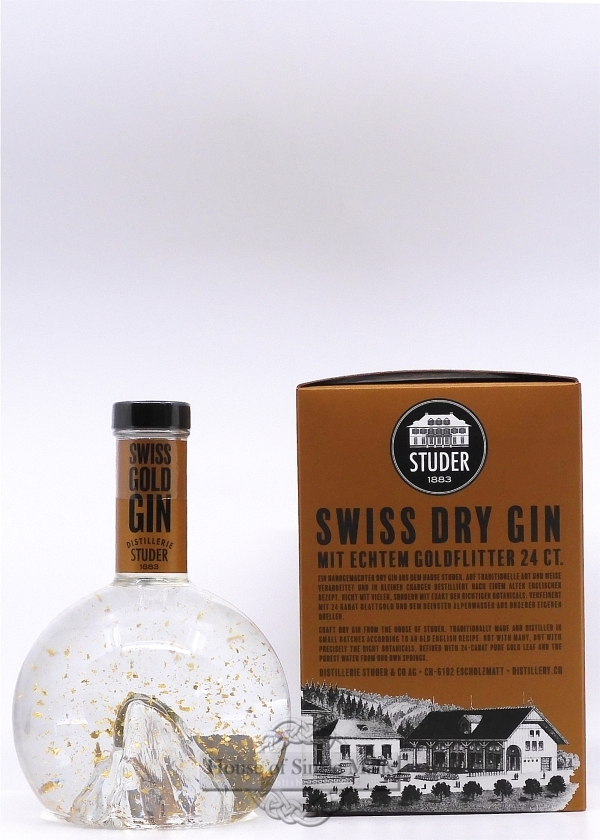 Swiss Gold Gin