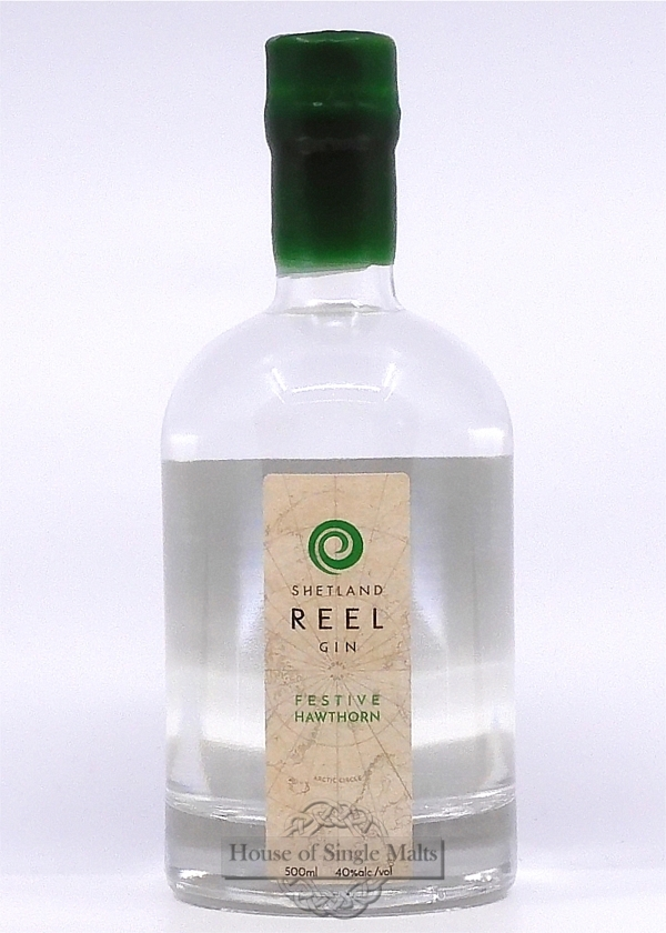 Shetland Reel Gin - Hawthorn