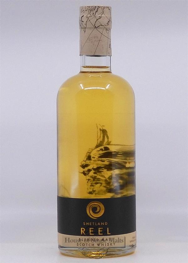 Shetland Reel Blended Malt - Batch 4