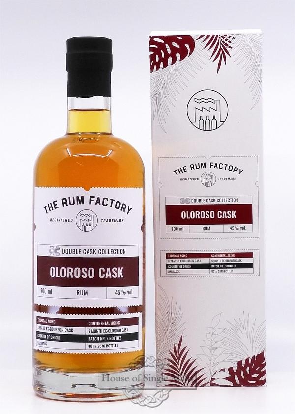 The Rum Factory - Oloroso Cask Barbados