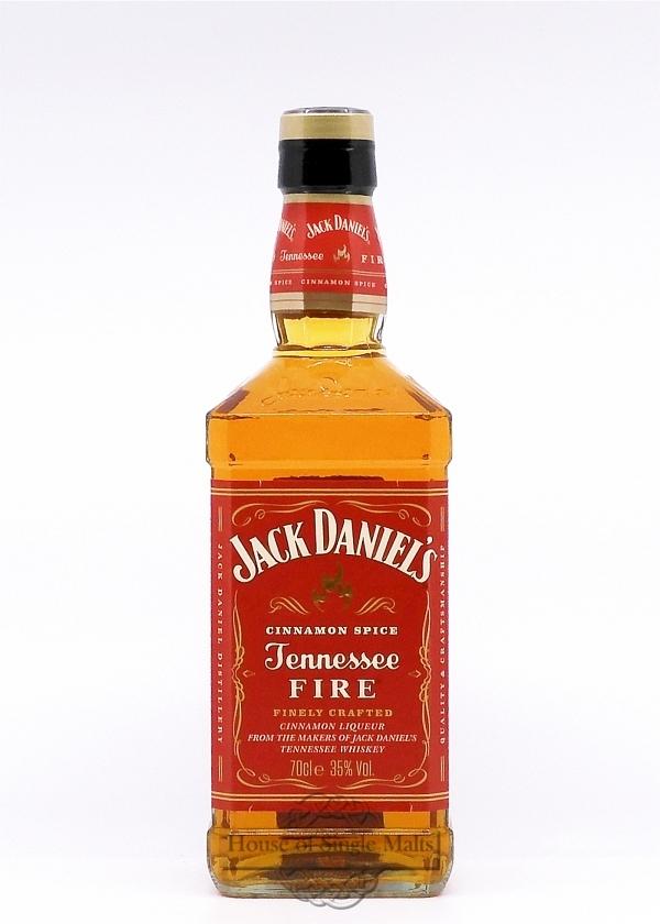 Jack Daniel's Fire Cinnamon Liqueur