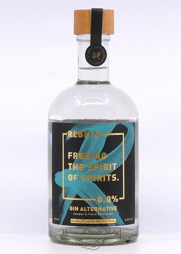 Rebels Gin Alternative