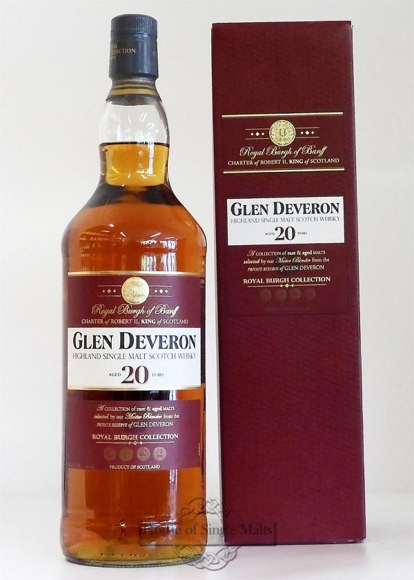 Glen Deveron 20 Years