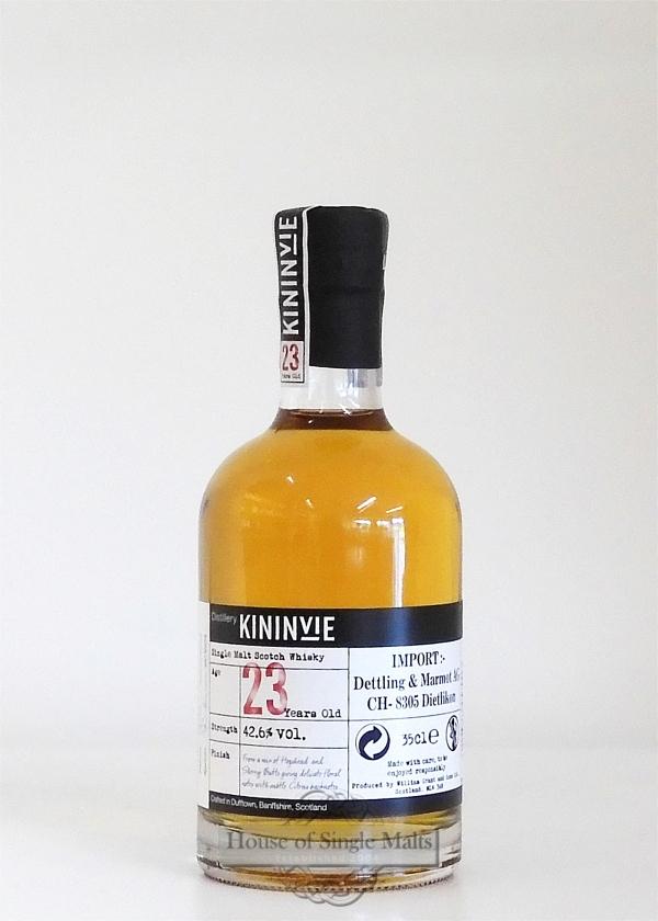 Kininvie 23 Years