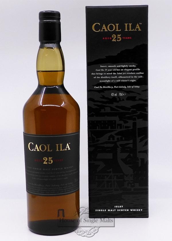 Caol Ila 25 Years