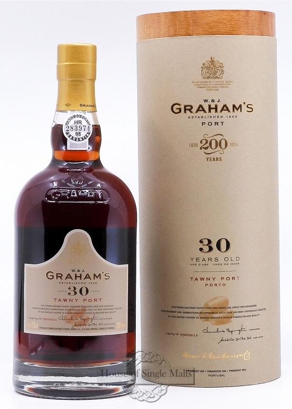 Graham's 30 Years Tawny